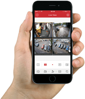 mobile cctv view