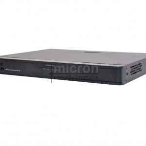 Micron BLACK DIAMOND NVR 16ch With 16 POE Ports. Includes 4Tb HDD