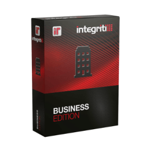 Integriti Business Edition System Management Software (Sold via KeyPoint)