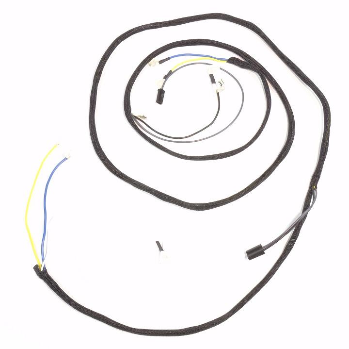 IHC/Farmall 2706 Gas Complete Wire Harness (Generator