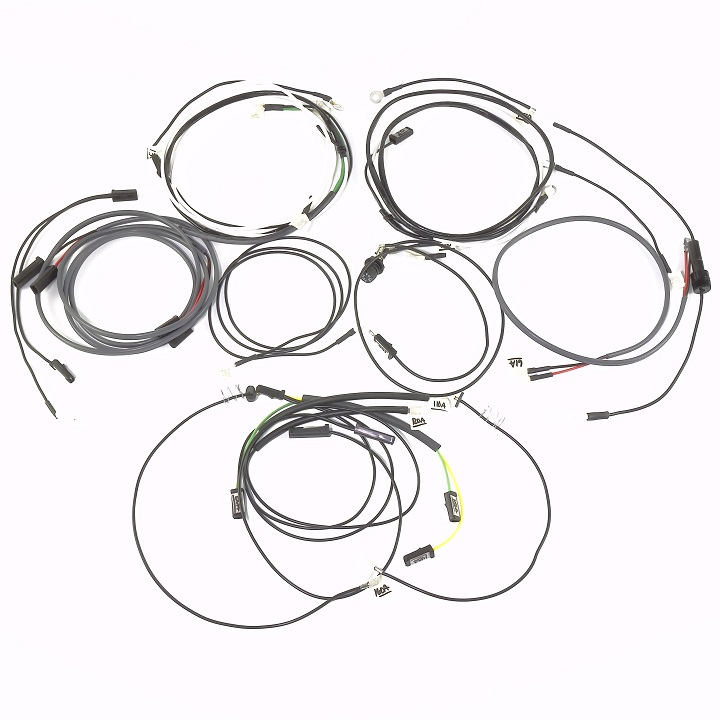 John Deeere 630 LP Complete Wire Harness (With Cowl