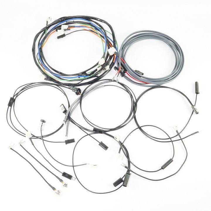 John Deere 830 Diesel Pony Start Complete Wire Harness