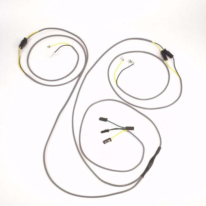 John Deere 4010 Diesel Row Crop Complete Wire Harness (24