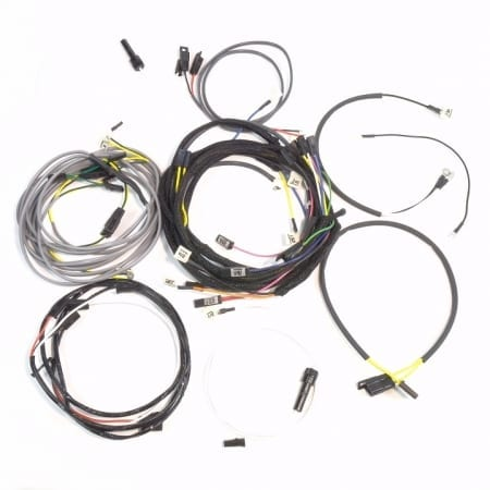 #B3028-207, Complete Wire Harness For John Deere 720