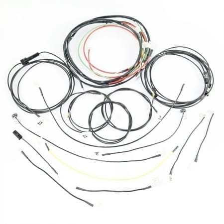 Minneapolis Moline BF/BG 1 Row Complete Wire Harness (1