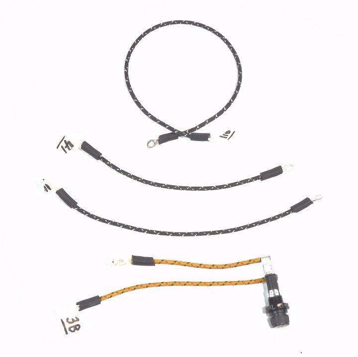 Farmall Super WD9, Super WDR9, 600 Diesel Complete Wire