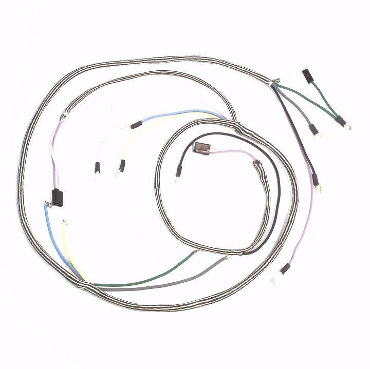IHC/Farmall 140 Serial #45,001 To 57,723 Complete Wire