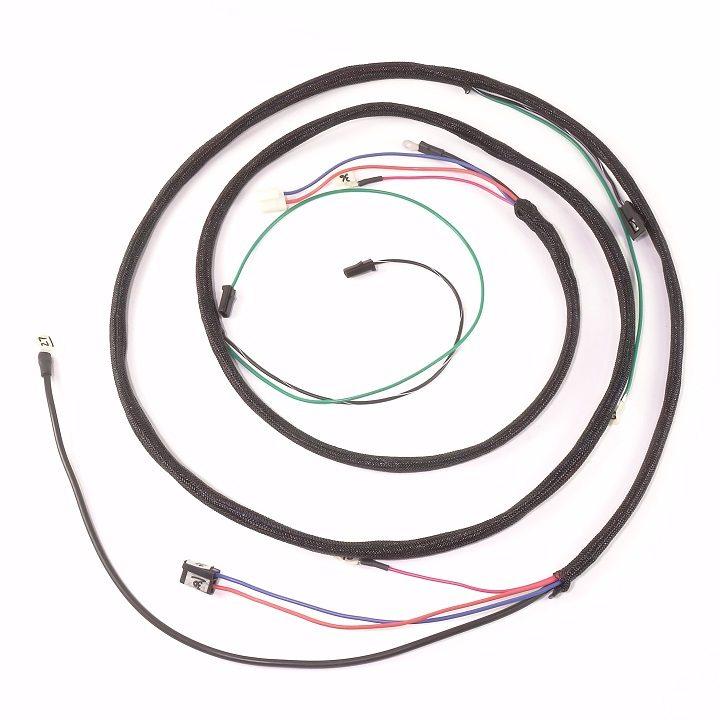 IHC/Farmall 756 Diesel Complete Wire Harness (10SI