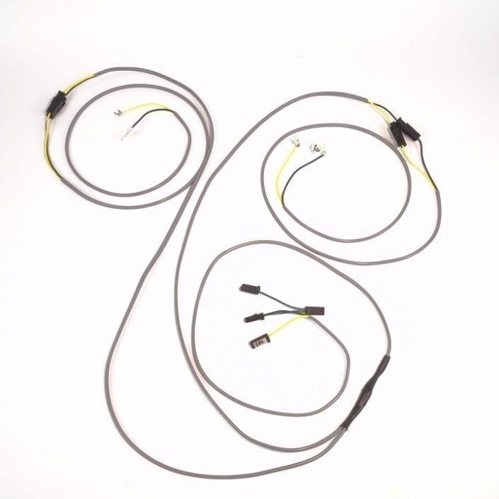 John Deere 3010, 3020, 4010, 4020 4 Light Fender Lighting