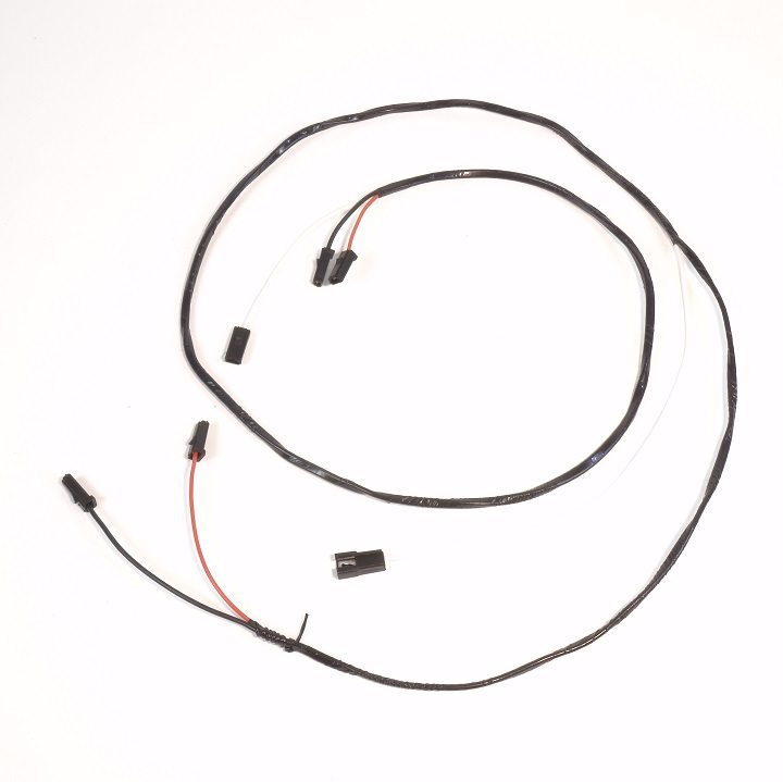 John Deere 4010 Diesel Row Crop Complete Wire Harness (12v