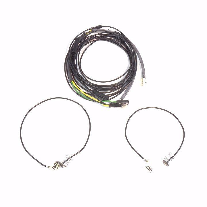 John Deere 630, 730 Standard Lighting Harness (With