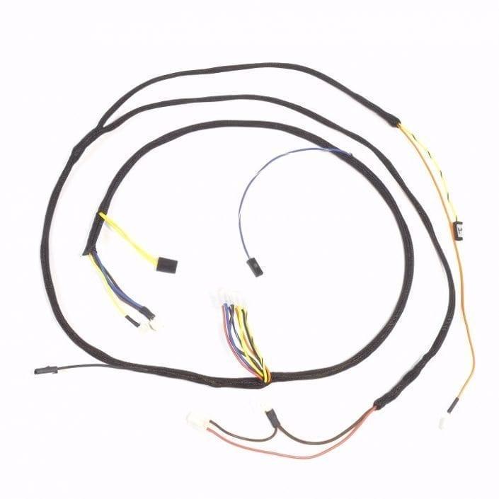 John Deere 4020 Diesel Dash & Engine Wire Harness (Serial