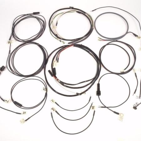 John Deere 720 LP Row Crop Tractor Wire Harness (Modified