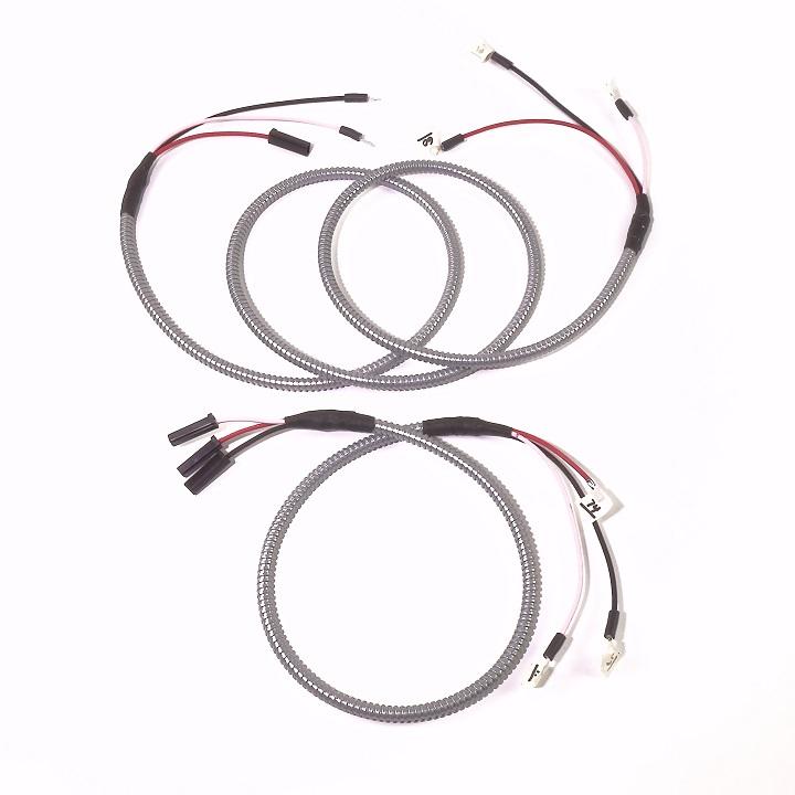 IHC/Farmall 460 & 560 Diesel Utility Complete Wire Harness