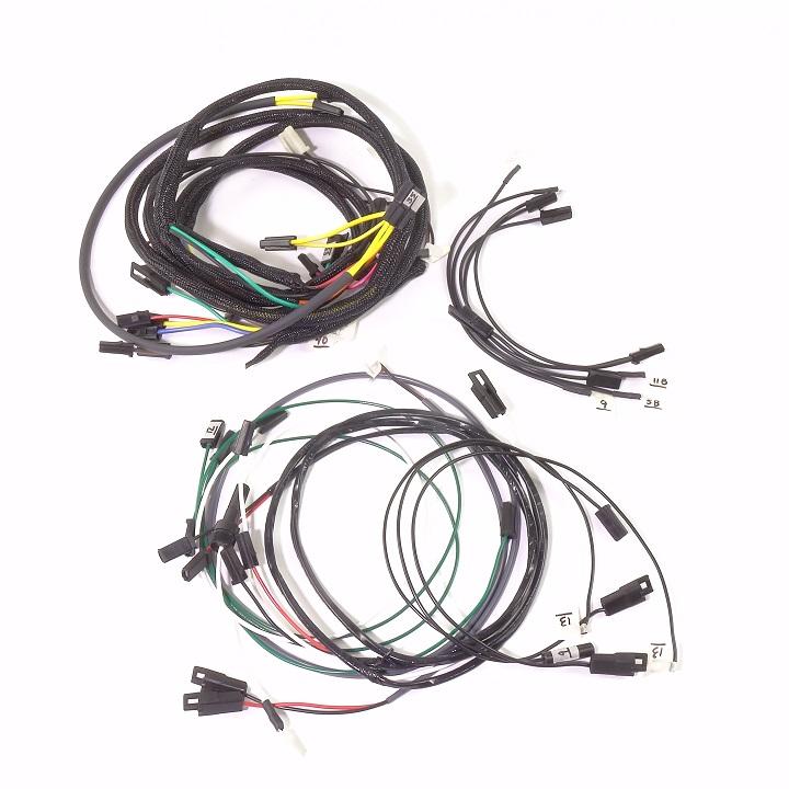 John Deere 4010 Diesel Standard Complete Wire Harness