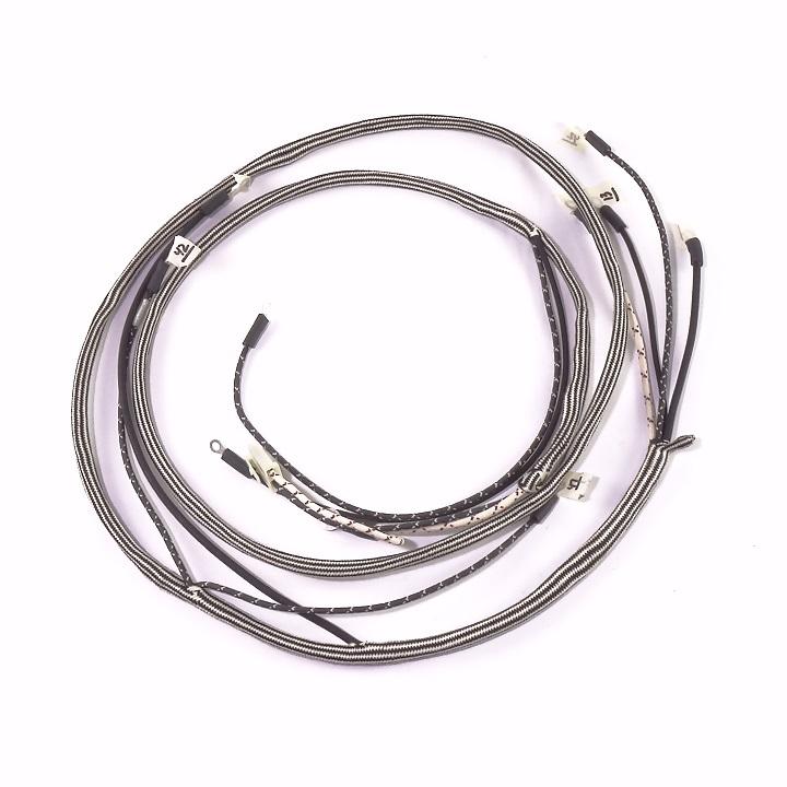 Farmall W4 Complete Wire Harness (Modified for 10SI