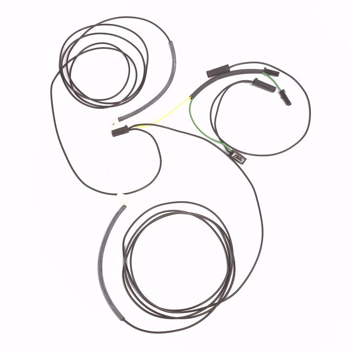 John Deere 630 Gas Standard Complete Wire Harness (10SI