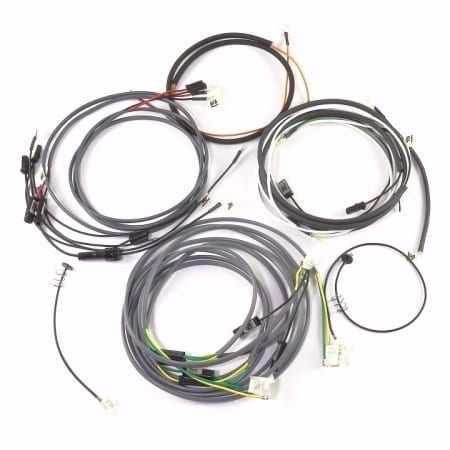 John Deere 730 LP Complete Wire Harness (Modified For a 1