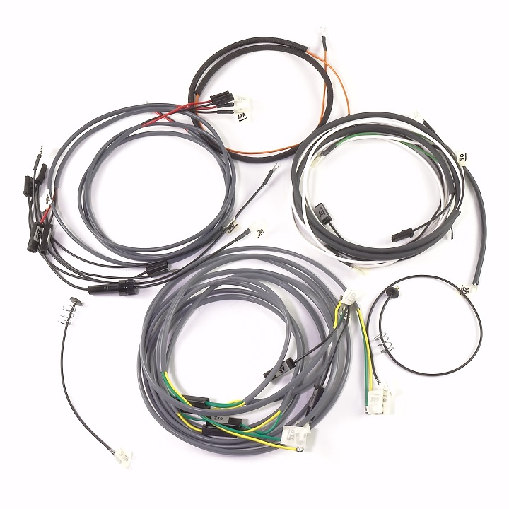John Deere 730 Gas Row Crop Complete Wire Harness