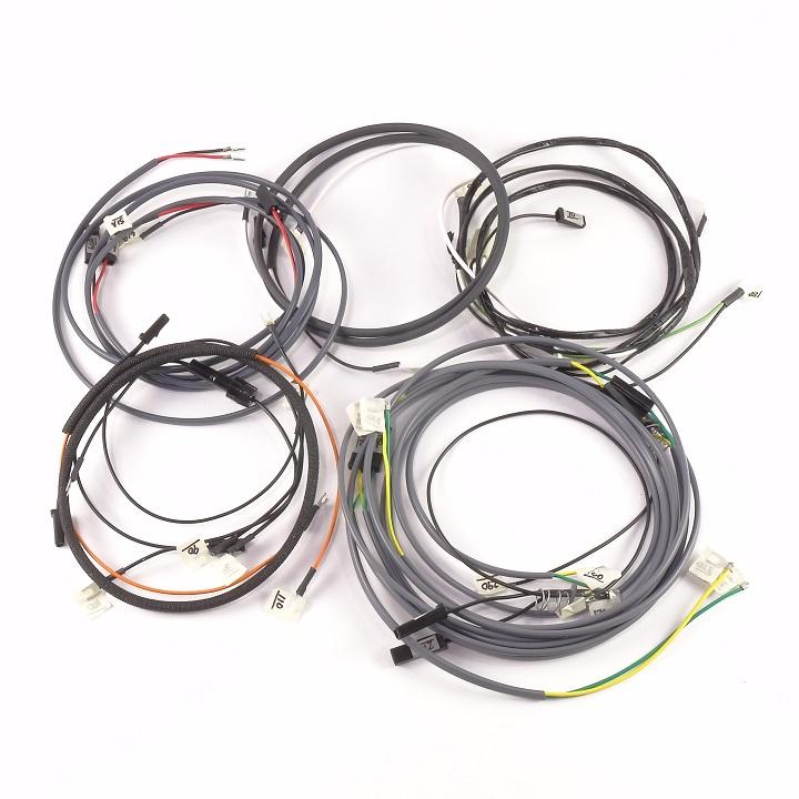 John Deere 530 Gas Complete Wire Harness (10SI Alternator