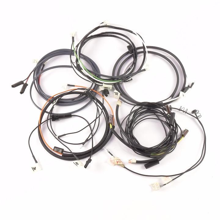 John Deere 730 Gas Standard Complete Wire Harness (10SI