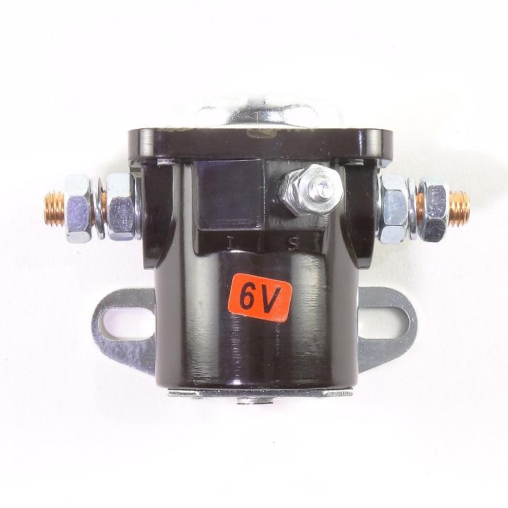 6 Volt Starter Solenoid Wiring