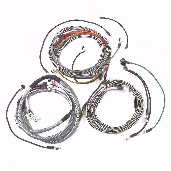 IHC/Farmall 400 Diesel Complete Wire Harness (1 Wire
