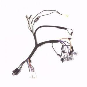 John Deere 2520, 3020, 4000, 4020 (Power Shift) Instrument