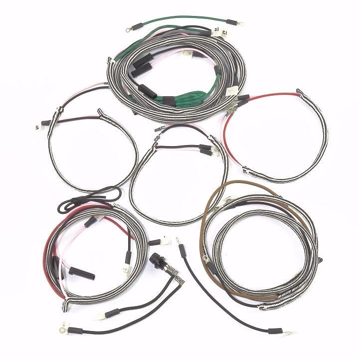IHC/Farmall 140 (Serial #2582 to 26,800) Complete Wire