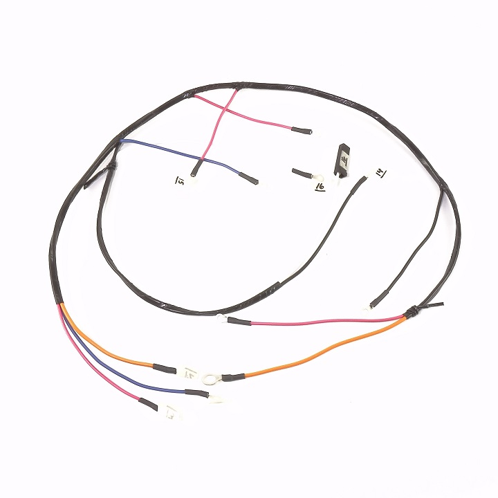 Oliver 550 Gas Complete Wire Harness (Modified for 10SI