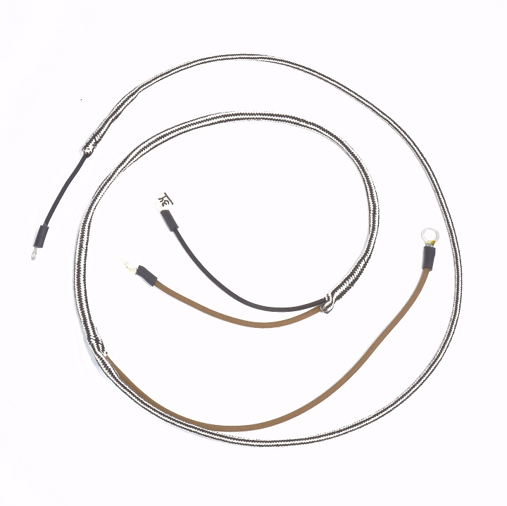 IHC/Farmall 140 (Serial #2582 to 26800) Complete Wire