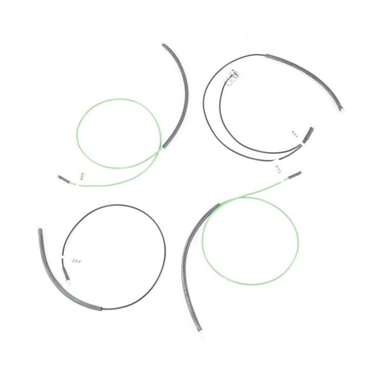 John Deere 50 (Serial #5021480 & Up) Complete Wire Harness