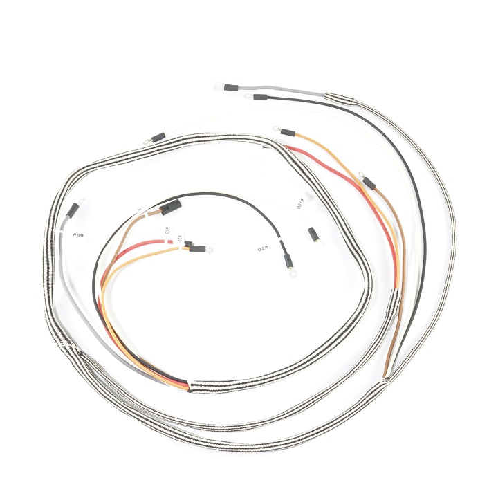 International 350 Gas Utility (Late) Complete Wire Harness