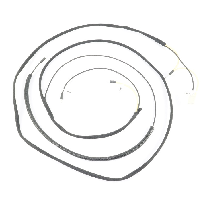 Massey Harris 44 Gas Complete Wire Harness (10SI