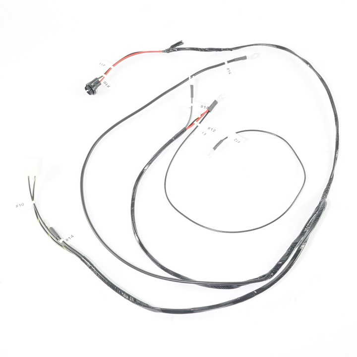 Massey Ferguson TO-20 Main Wiring Harness (Modified for