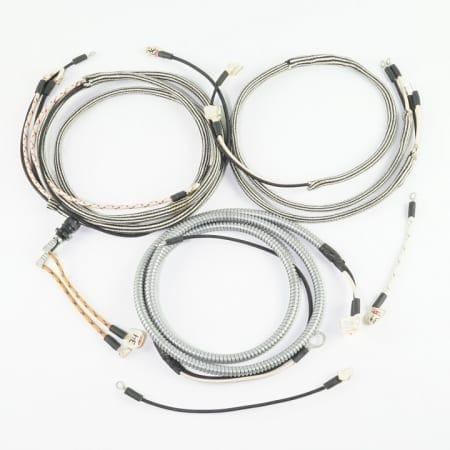 IHC/Farmall Super H, M, MTA, MD, MDTA Rear Light Harness