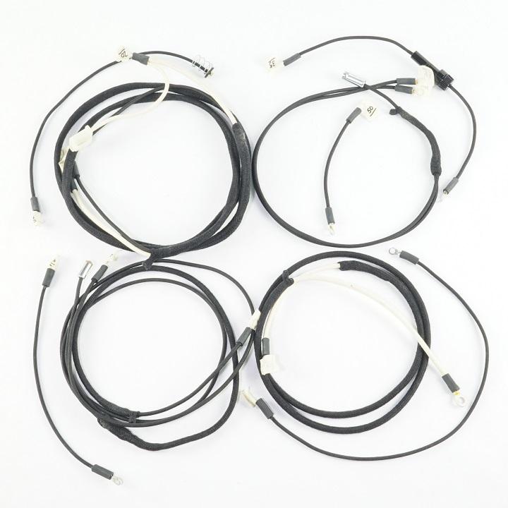 B Guitar Wiring Harness
