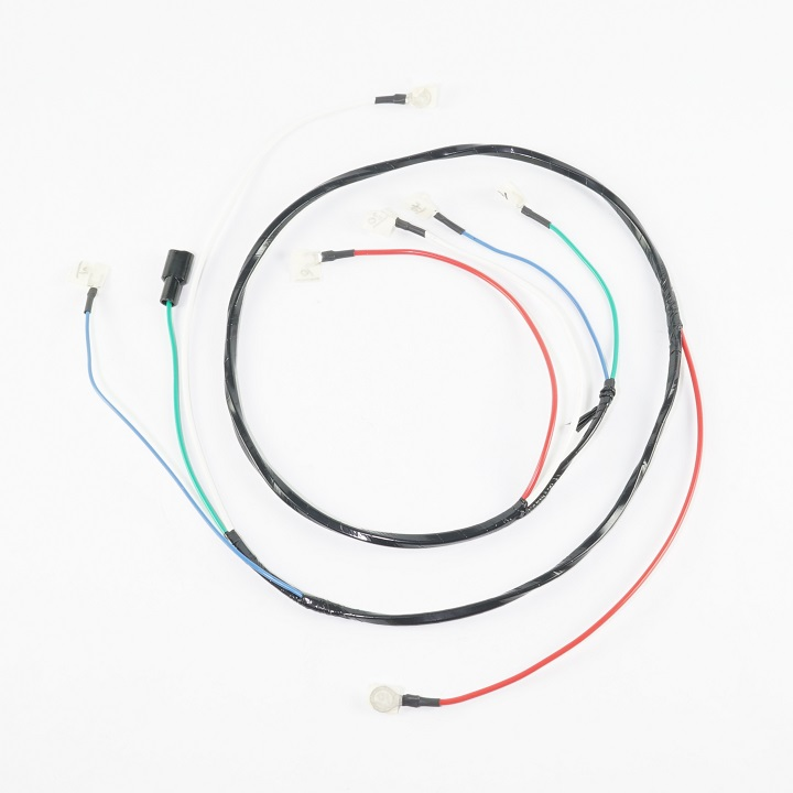 John Deere 320, 420 Gas Complete Wire Harness (1 Wire