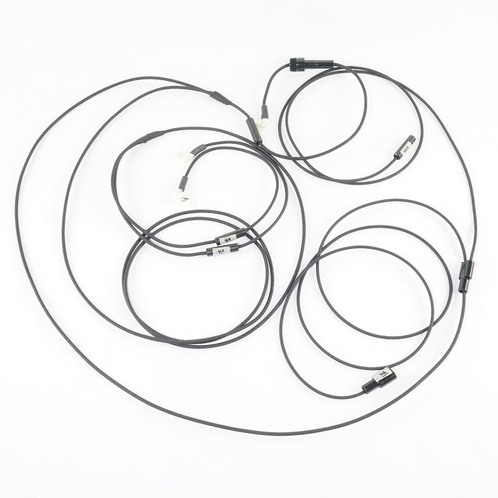 Massey Ferguson TO-35 Complete Wire Harness (10SI
