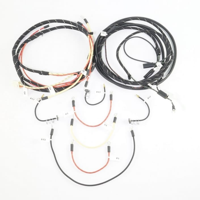 Ford 8N (Serial #263,844 & Up) Complete Wire Harness (10SI