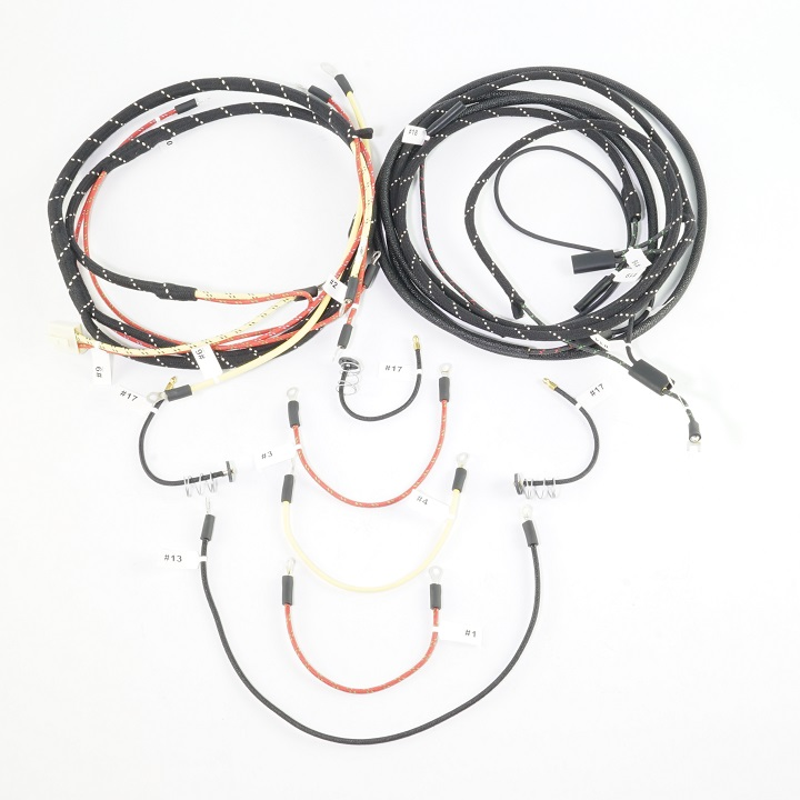 Ford 8N (Serial #263844 & Up) Complete Wire Harness (3