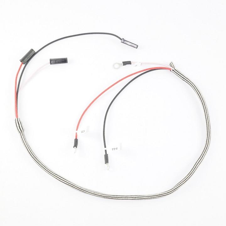 Farmall 140 (Serial #501 to #2581) Complete Wire Harness