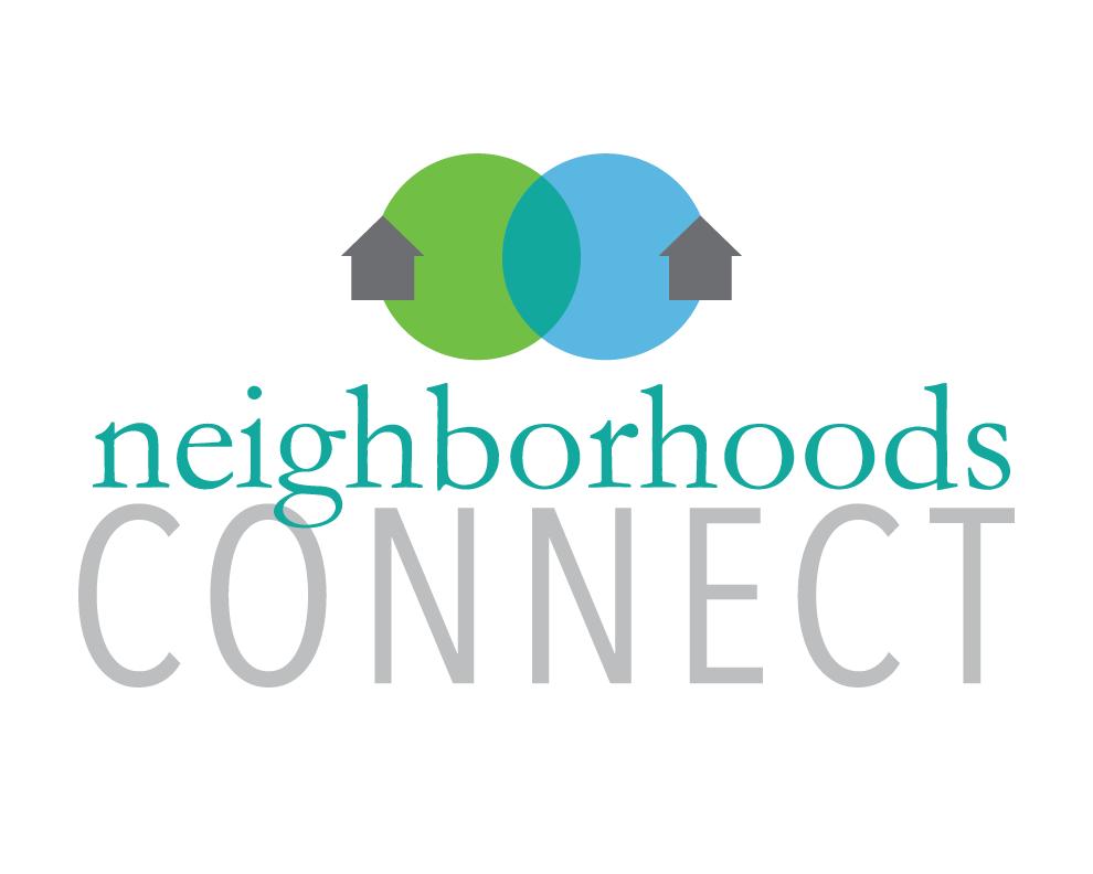 Neighborhoods Connect Logo Design