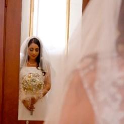 Lopez Moryl Wedding - bride prior