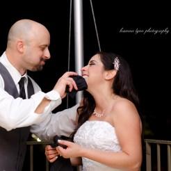 Lopez Moryl Wedding - cake napkin