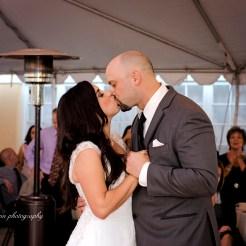Lopez Moryl Wedding - first dance