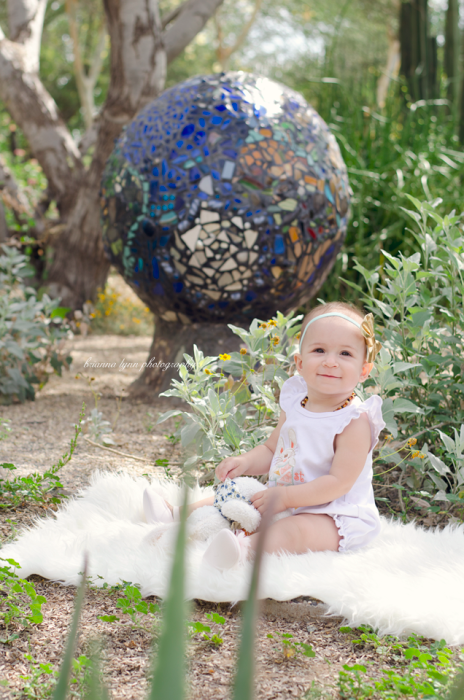 Easter Photo Session | Ashlyn