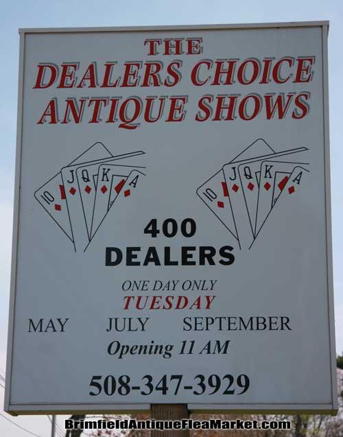 Dealer's Choice Antique Shows Brimfield Antique Flea Markets