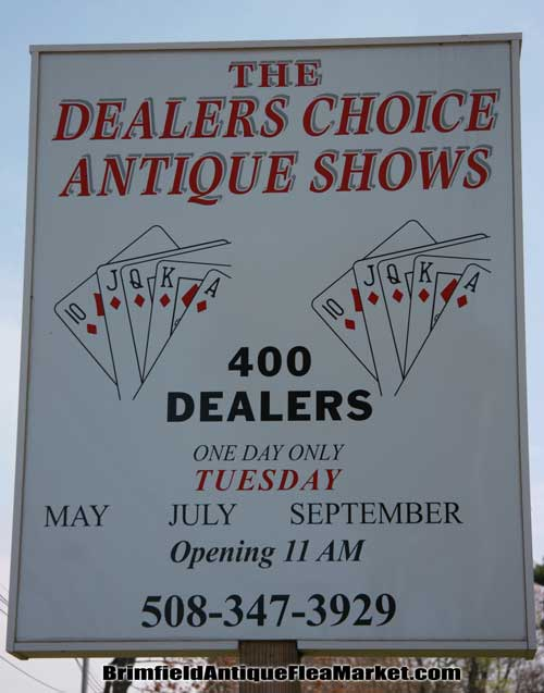 Dealer's Choice Antique Shows Brimfield Antique Flea Markets