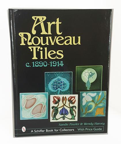 Art Nouveau Tiles, C. 1890-1914 (Schiffer Book for Collectors)